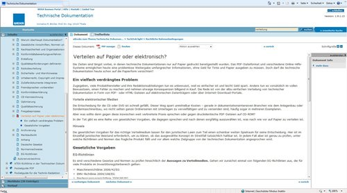 5. Produktbild Technische Dokumentationen - rechtskonform erstellen