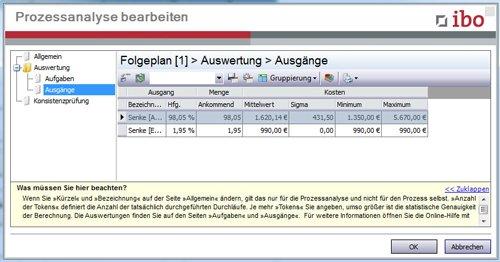 7. Produktbild ibo Prometheus.NET - Prozessmanagementsoftware BPM