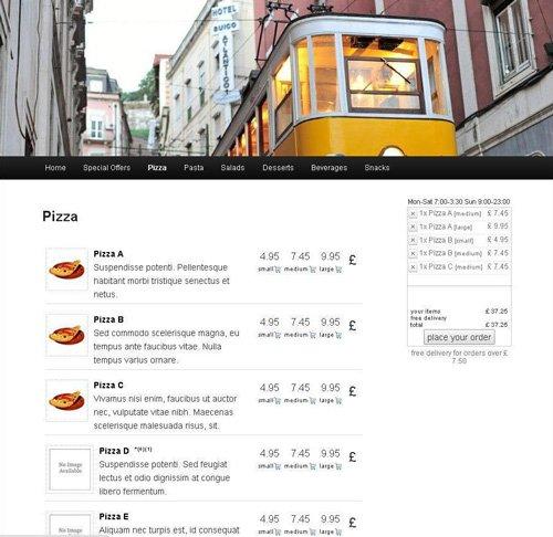 1. Produktbild Liefercar - Bringdienstsoftware, Lieferservice Software