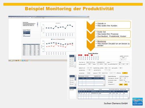 3. Produktbild SAP Business One - mit Kennzahlen Ihre Produktion steuern