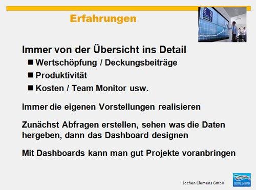 4. Produktbild SAP Business One - mit Kennzahlen Ihre Produktion steuern