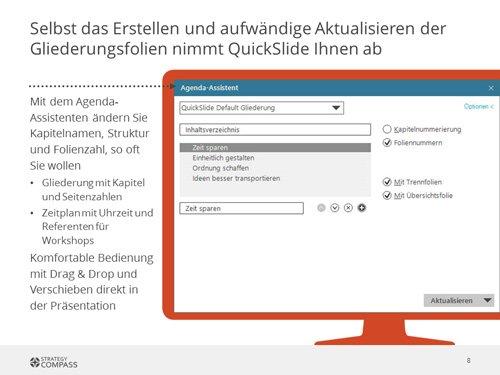 8. Produktbild Quickslide