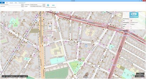 5. Produktbild CCGROM - Software zur einfachen Ressourcenplanung