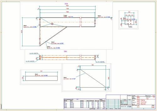 4. Produktbild Tekla Structures f�r Stahlbau / Metallbau / Anlagenbau / Stahlbetonbau