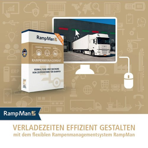 2. Produktbild Rampenmanagement RampMan
