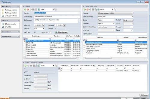 2. Produktbild: dilos - Lagerverwaltung / Warehouse Management