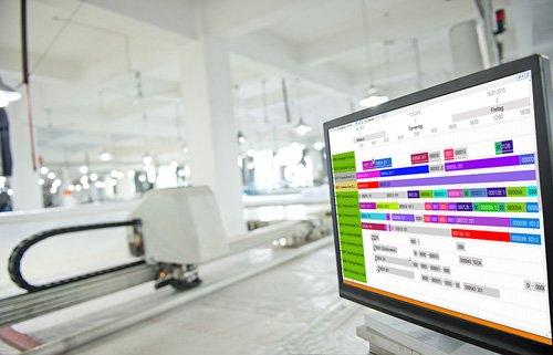 1. Produktbild GANTTPLAN - optimierungsbasierte Feinplanung/ Fertigungsleitstand