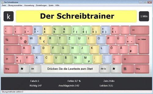 1. Produktbild Der Schreibtrainer