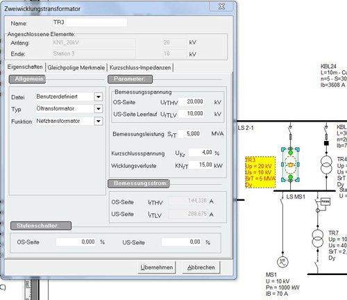 2. Produktbild ALPI CANECO HT + TCC - Berechnung für Mittel - Hochspannung