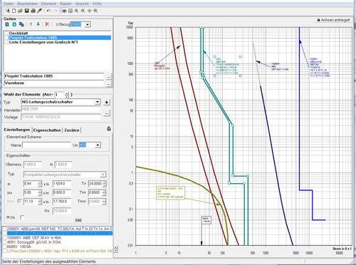 5. Produktbild ALPI CANECO HT + TCC - Berechnung für Mittel - Hochspannung