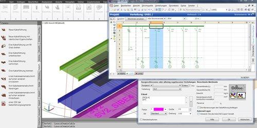 1. Produktbild ALPI CANECO IMPLANTATION CAD für die Elektrotechnik