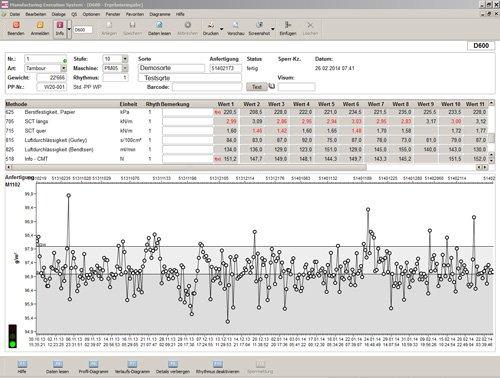 1. Produktbild iGA MES - Manufacturing Execution System für die Rollenfertigung