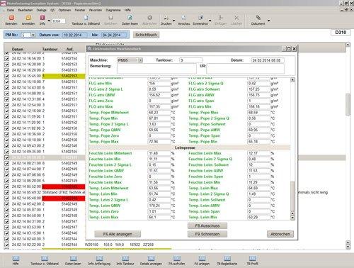 2. Produktbild iGA MES - Manufacturing Execution System f�r die Rollenfertigung