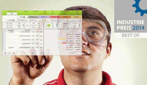 1. Produktbild Cosmino MES plus (MES, MDE, BDE)