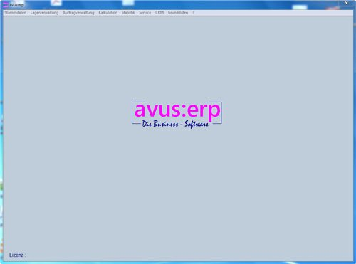 6. Produktbild avus:erp - Produktionsplanung und Steuerung (ERP/PPS)