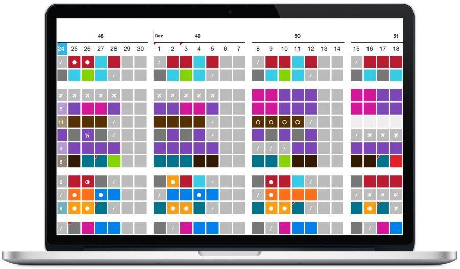4. Produktbild MOCO Cloud-Software f�r Agenturen und Dienstleister