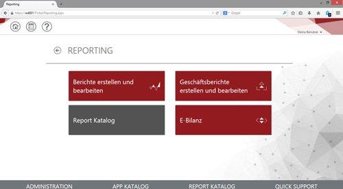 1. Produktbild IDL.PUBLISHER: Geschäftsberichte