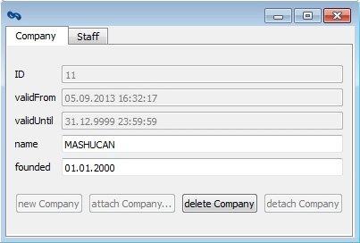 9. Produktbild MASHUCAN Basic - CRM, ERP, Framework