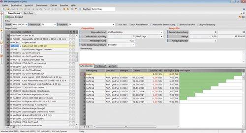 6. Produktbild COBUS ERP/3 � mehr als nur ERP
