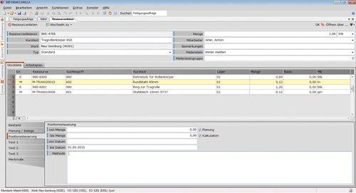 7. Produktbild COBUS ERP/3 � mehr als nur ERP