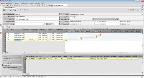 8. Produktbild COBUS ERP/3 � mehr als nur ERP