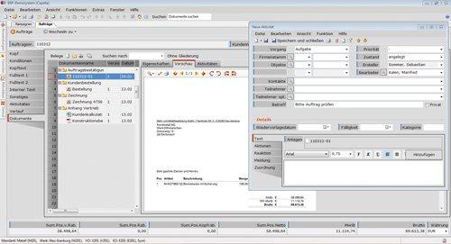 2. Produktbild COBUS ERP/3 � mehr als nur ERP