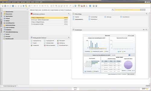1. Produktbild SAP Business One