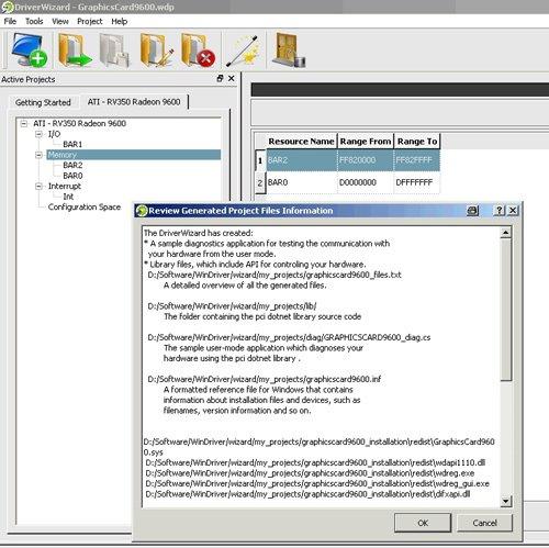 5. Produktbild WinDriver - Treiber Entwicklungstool