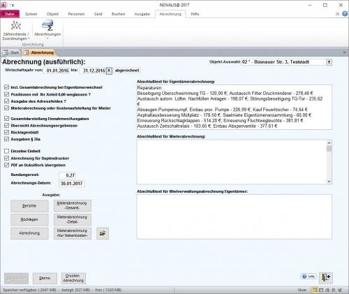 11. Produktbild NOVALIS® Immobilienverwaltung mit CRM, DMS und Online-Portal