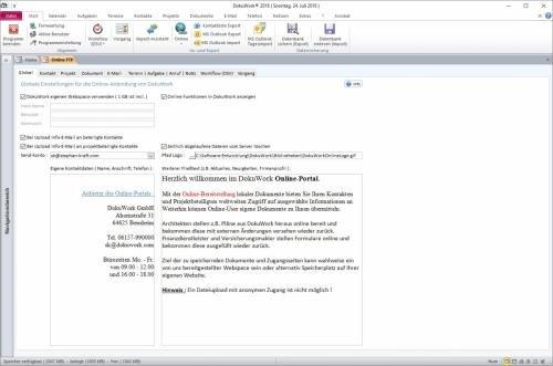 22. Produktbild NOVALIS® Immobilienverwaltung mit CRM, DMS und Online-Portal