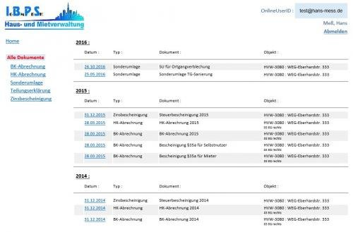 24. Produktbild NOVALIS® Immobilienverwaltung mit CRM, DMS und Online-Portal