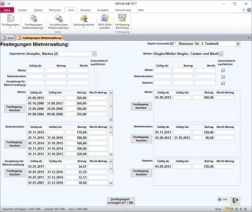 5. Produktbild NOVALIS® Immobilienverwaltung mit CRM, DMS und Online-Portal