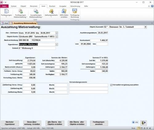 6. Produktbild NOVALIS® Immobilienverwaltung mit CRM, DMS und Online-Portal