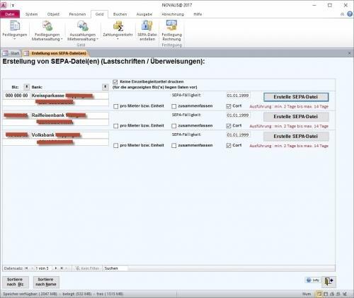 8. Produktbild NOVALIS® Immobilienverwaltung mit CRM, DMS und Online-Portal