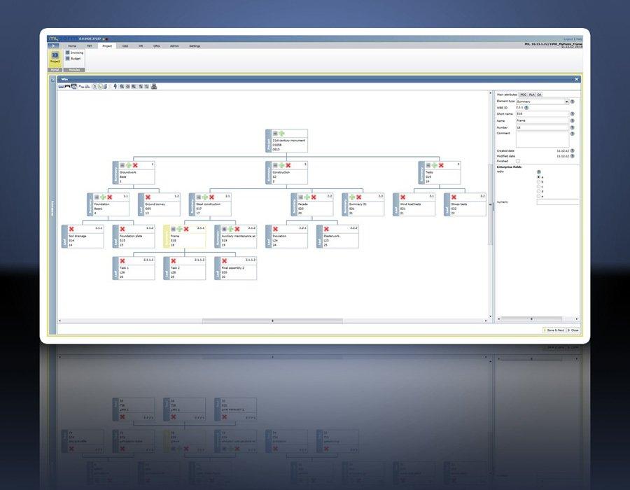 7. Produktbild myPARM - Multiprojektmanagement