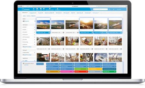 FotoWeb 8.0 - Browserbasiertes Bild- und Multimedia-Archiv