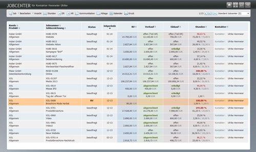 3. Produktbild easyJOB Agentursoftware