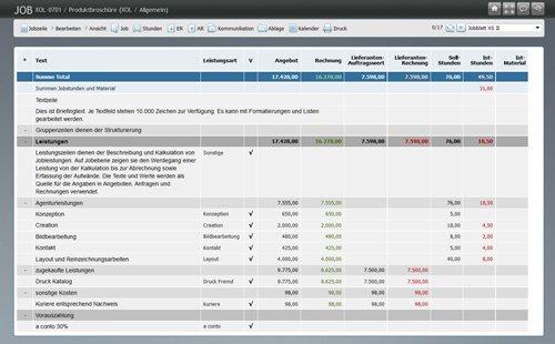 4. Produktbild easyJOB Agentursoftware