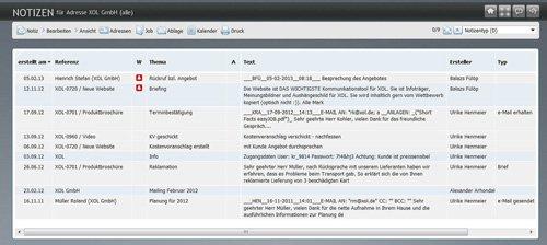 8. Produktbild easyJOB Agentursoftware