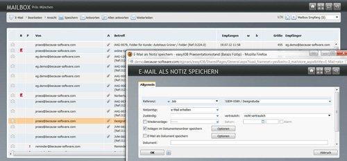 9. Produktbild easyJOB Agentursoftware