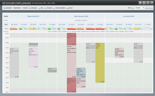 11. Produktbild easyJOB Agentursoftware