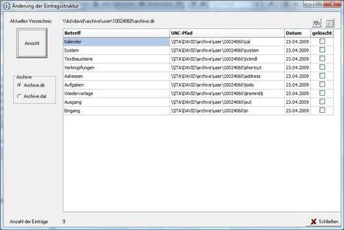 1. Produktbild Arcrepair Archivereparatursoftware f�r Tobit David