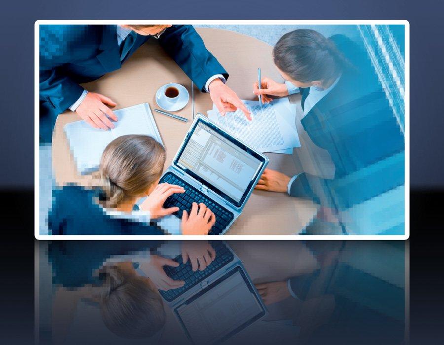 5. Produktbild gevis ERP � die Branchenl�sung f�r den Fahrzeugteilehandel