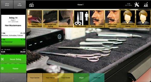 4. Produktbild Kasse Speedy - elektronische Kassen-App