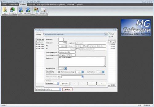 3. Produktbild MGS Association Manager - Verbandssoftware