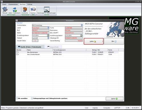 8. Produktbild MGS SEPA Converter