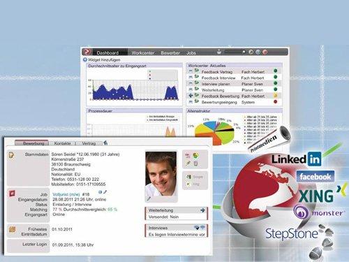 2. Produktbild rexx HR - Talentmanagement