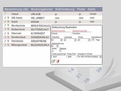 3. Produktbild rexx HR Vacationmanager - Urlaubsverwaltung