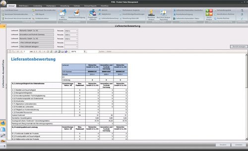 2. Produktbild PVM - Lieferantenmanagement