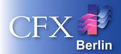 Firmenlogo CFX Berlin Software GmbH CFD Software und Dienstleistungen Berlin